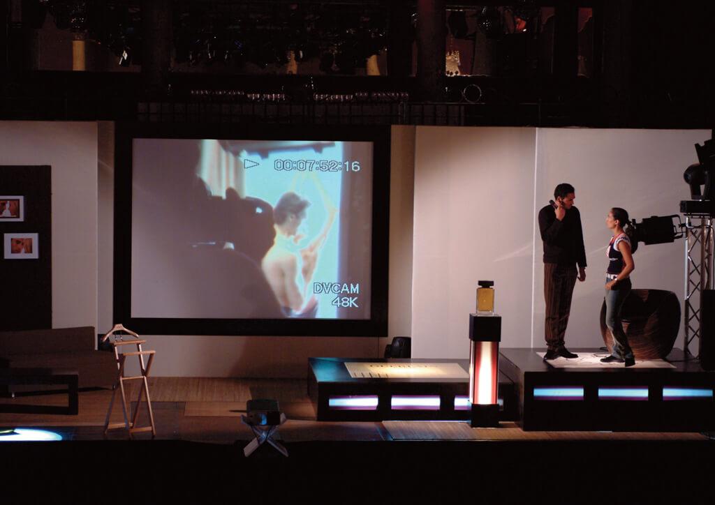 <p>Parfums Guerlain : Conception et réalisation des Road Shows de lancement de produit auprès des BC's</p>