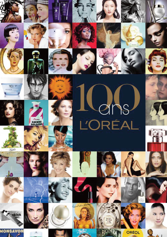 <p>L'Oréal : Livre du Centenaire</p>