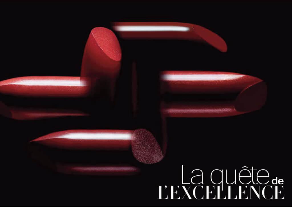 <p>L'Oréal : Prises de vues</p>
